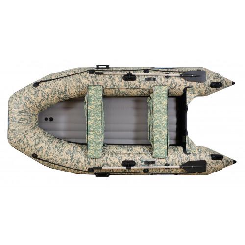 лодка гладиатор е330 видео цена